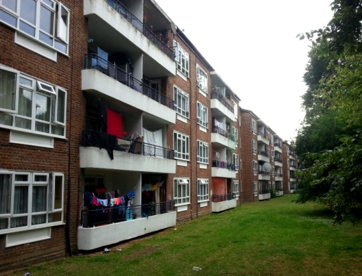 Acton Vale Estate